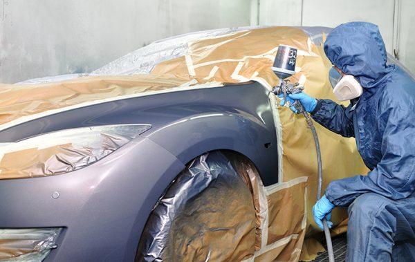 Промышленные краски и покрытия